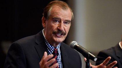 Vicente Fox Quesada (Foto: AFP)