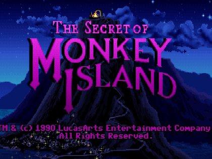 The Secret of Monkey Island, un clásico de los videojuegos.