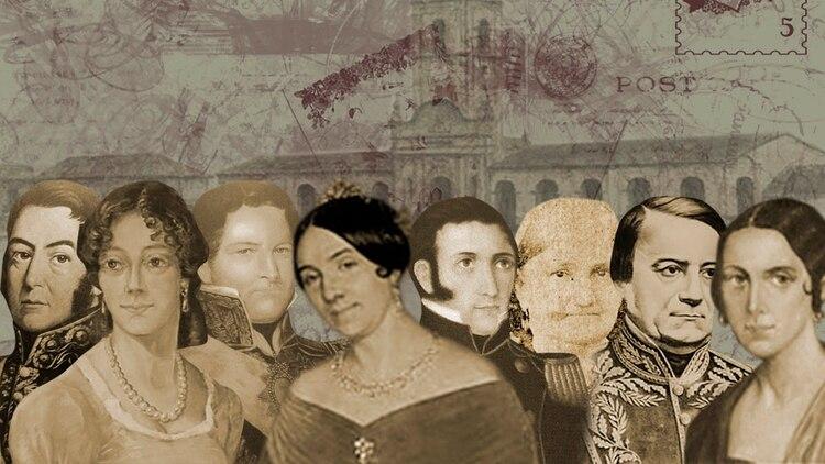 Las grandes historias de amor protagonizadas por los próceres de la Argentina