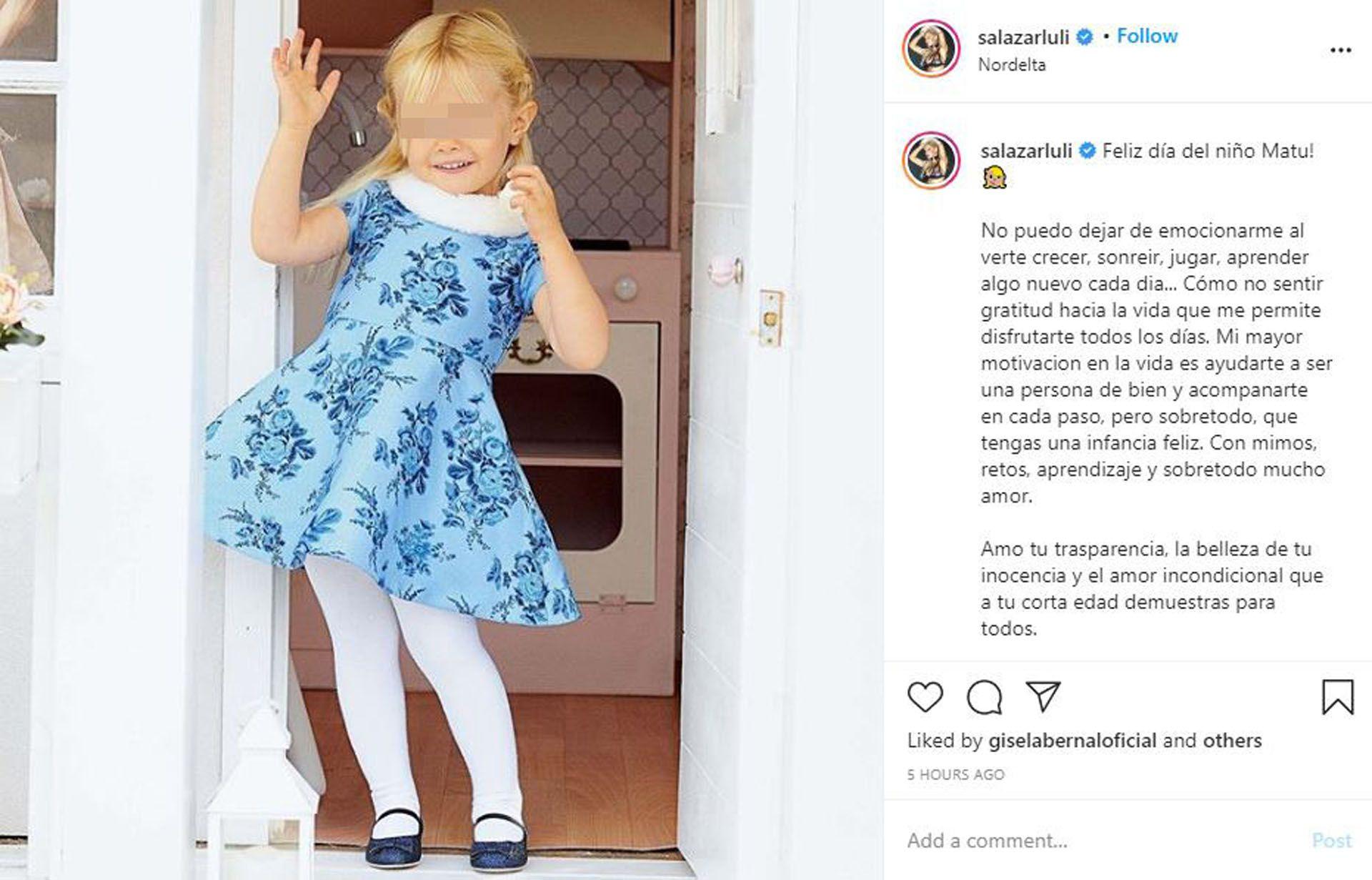 Día del Niño (Foto: Instagram)