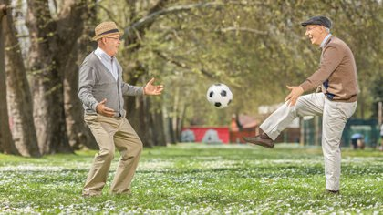 """Los investigadores de SENS creen que """"es posible un mundo libre de enfermedades causadas por la edad"""" (iStock)"""