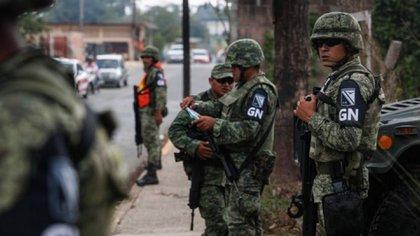 El ejército en las calles con funciones de policía es un riesgo para el prestigio de la institución, dicen (Foto: Twitter)