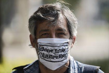 Hoy en día 27,871 se mantienen como desaparecidas o no localizadas.(Foto: AFP/Pedro Pardo)