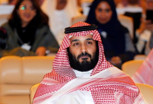 El informe saudí libraría de responsabilidad aMohammed bin Salman,príncipe heredero. (Reuters)