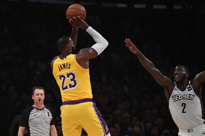 LeBron James salvó de la muerte a un amigo de la NBA (Richard Mackson-USA TODAY Sports)