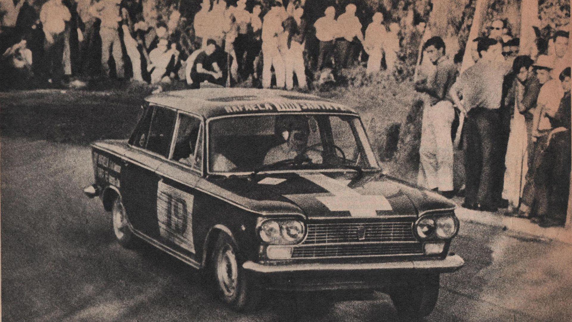 Historia de Reutemann