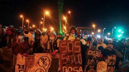 CIDH manifiesta su profunda preocupación por las graves violaciones de derechos humanos en las protestas en Colombia