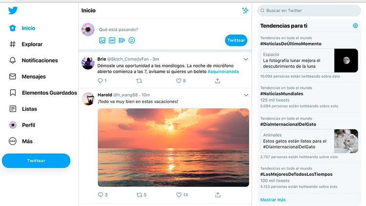 La versión web de Twitter tendrá nuevo diseño: ¿por qué