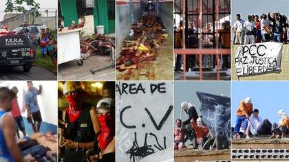 El sistema penitenciario brasileño, ahogado en violencia