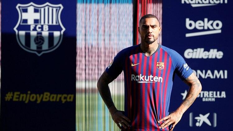 25ce782529 Boatengo firmó con Barcelona en el último mercado de pases (Foto  Reuters)