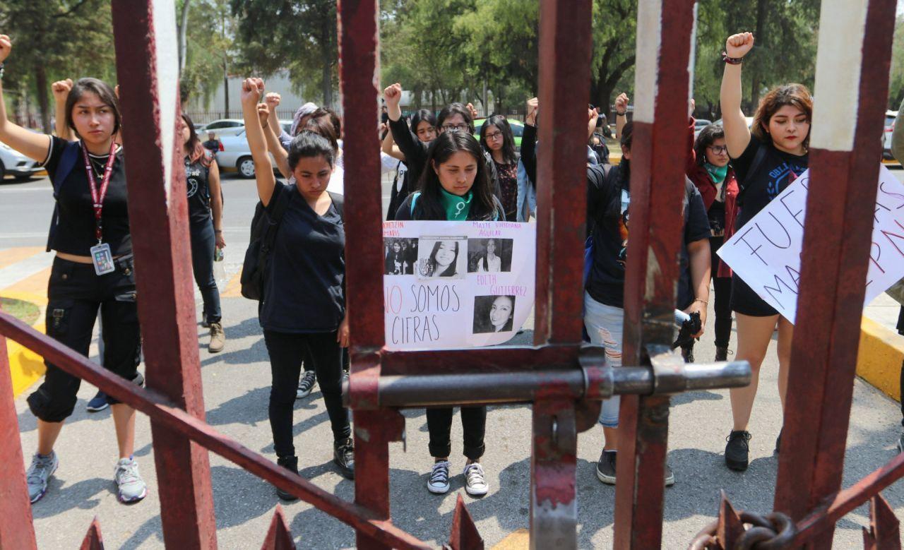 Estudiantes IPN-protesta ipn-17082021