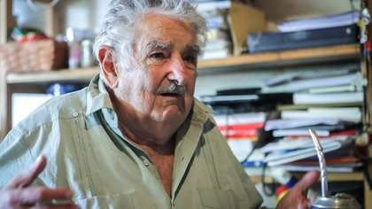 El expresidente de Uruguay José Mujica. EFE/Raúl Martínez/Archivo