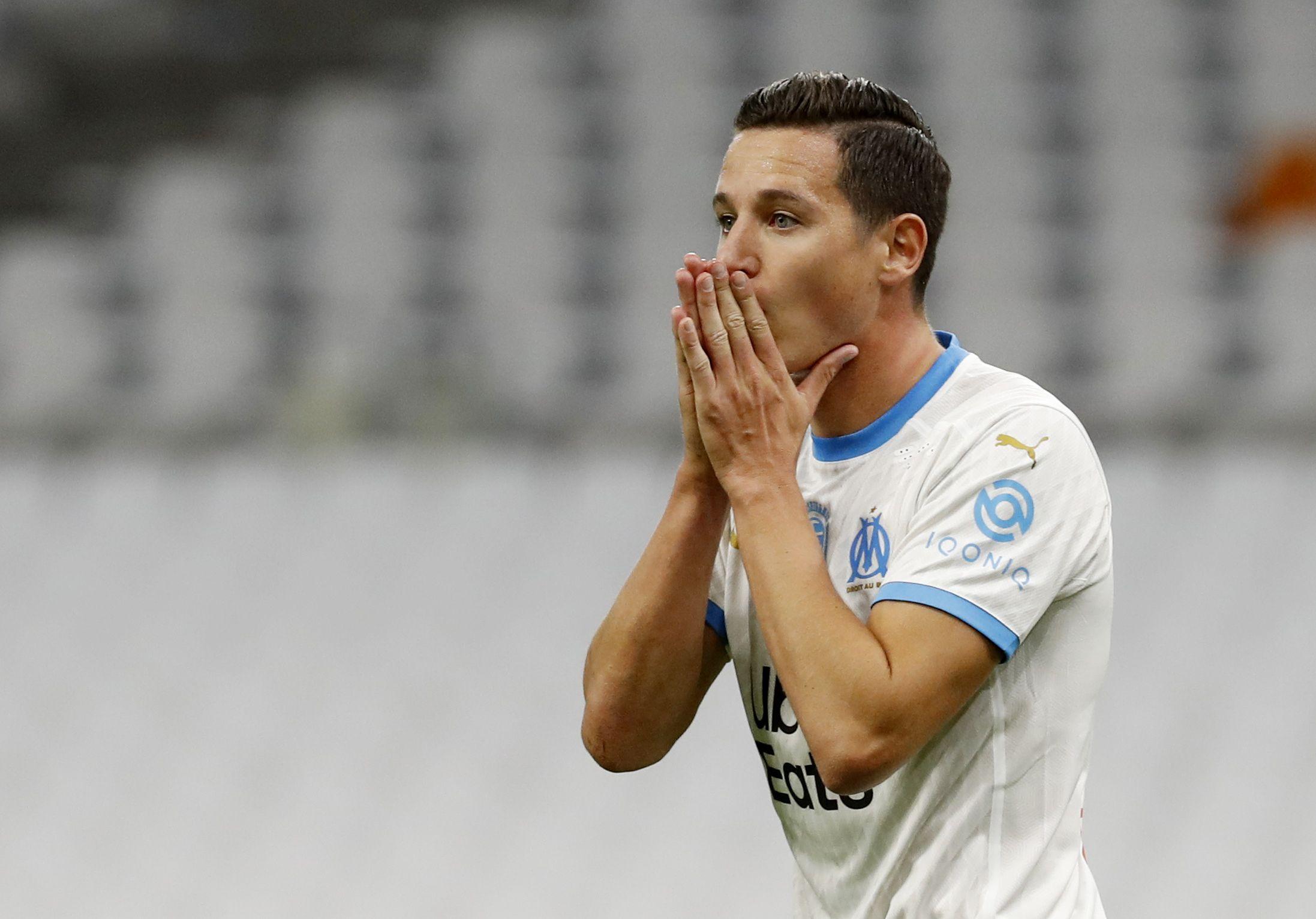 Florian es un futbolista de origen francés con 28 años de edad, dentro del campo de juego se desempeña como un centrocampista ofensivo (Foto: REUTERS/Eric Gaillard)