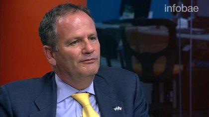 Ilan Sztulman, embajador de Israel en la Argentina