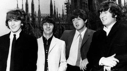 El 3 de agosto de 1963, cuando faltaban pocos shows para llegar a los 300, los Beatles tocaron por última vez en The Cavern. Ya eran una sensación en Inglaterra (Granger/Shutterstock)