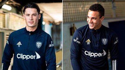 El alemán Robin Koch y el español Rodrigo Moreno son los refuerzos top del Leeds de Bielsa