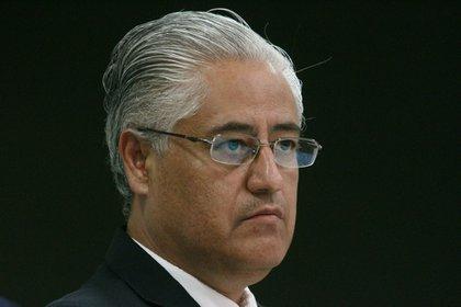 El ex rector de la UAEM, Alejandro Vera Jiménez, fue vinculado a proceso (Foto: Cuartoscuro)