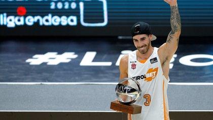 ¿Otro argentino a la NBA? Una histórica franquicia estaría tras los pasos de Luca Vildoza