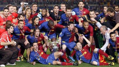 "Fue parte del histórico ""sextete"" del FC Barcelona"