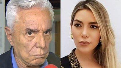 La modelo denunció en televisión los presuntos abusos de su abuelo (Fotos: Especial//Instagram @ifridag)