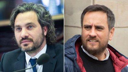 Santiago Cafiero/Juan Cabandié