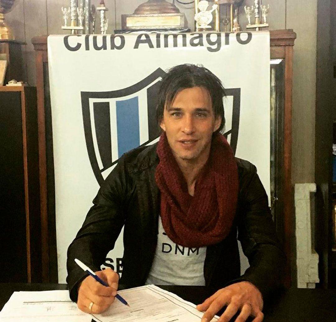 """El """"Pato"""" ya firmó su vínculo con el """"Tricolor"""""""