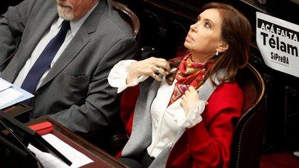 Cristina Fernandez de Kirchner (REUTERS/Martin Acosta)
