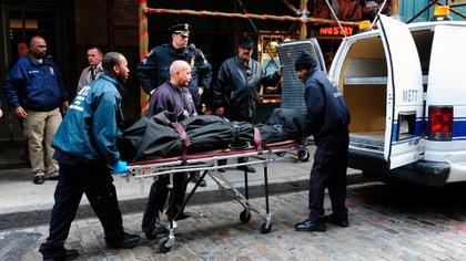 Mark Madoff se suicidó en diciembre de 2010 (Keystone/Zuma/Shutterstock)