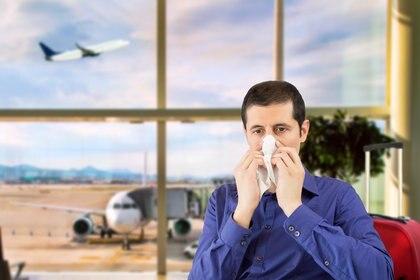 Los aviones son posibles cultivos de enfermedades (iStock)