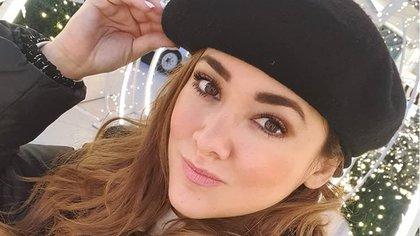 Sherlyn reveló a inicios de diciembre que está embarazada (IG: sherlyny)