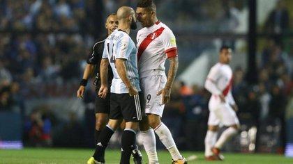 """El """"resultado analítico adverso"""" de Guerrero fue en el duelo contra la Argentina (Reuters)"""