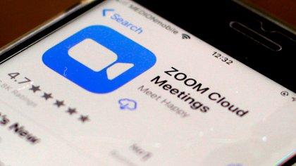 """Zoom, uno de los """"fenómenos"""" de la pandemia"""