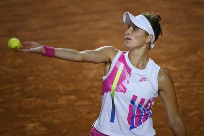 Renata Zarazúa, un 'torbellino': avanza a la segunda ronda del Roland Garros