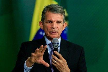 Joaquim Silva e Luna, el designado por Bolsonaro para presidir Petrobras