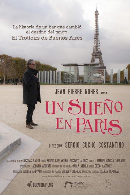 Afiche de Un sueño en Paris