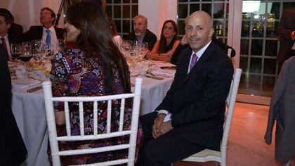 El intendente de Pilar, Nicolás Ducote