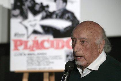 El escritor Manuel Vicent.EFE/ Zipi/Archivo
