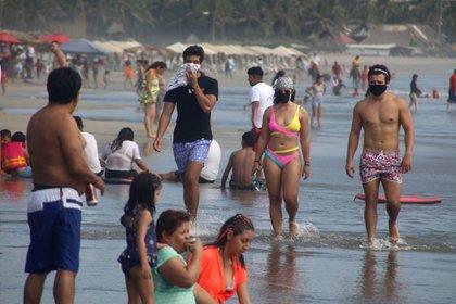Acapulco toma medidas para mitigar contagios (Foto: Cuartoscuro/Archivo)