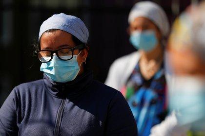 El 70,1% de los infectados reside en el Área Metropolitana de Buenos Aires (AMBA), el 5,1% en Santa Fe, el 4,1% en Córdoba y el 3,5% en Jujuy (REUTERS)