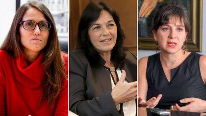 """Las tres mujeres que para The New York Times """"están cambiando a Argentina desde adentro"""""""