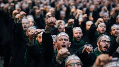 Estados Unidos sancionó a siete integrantes del grupo terrorista libanés Hezbollah