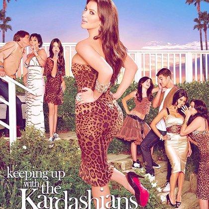 "Kim Kardashian anunció el final del reality ""'Keeping Up With the Kardashians"""