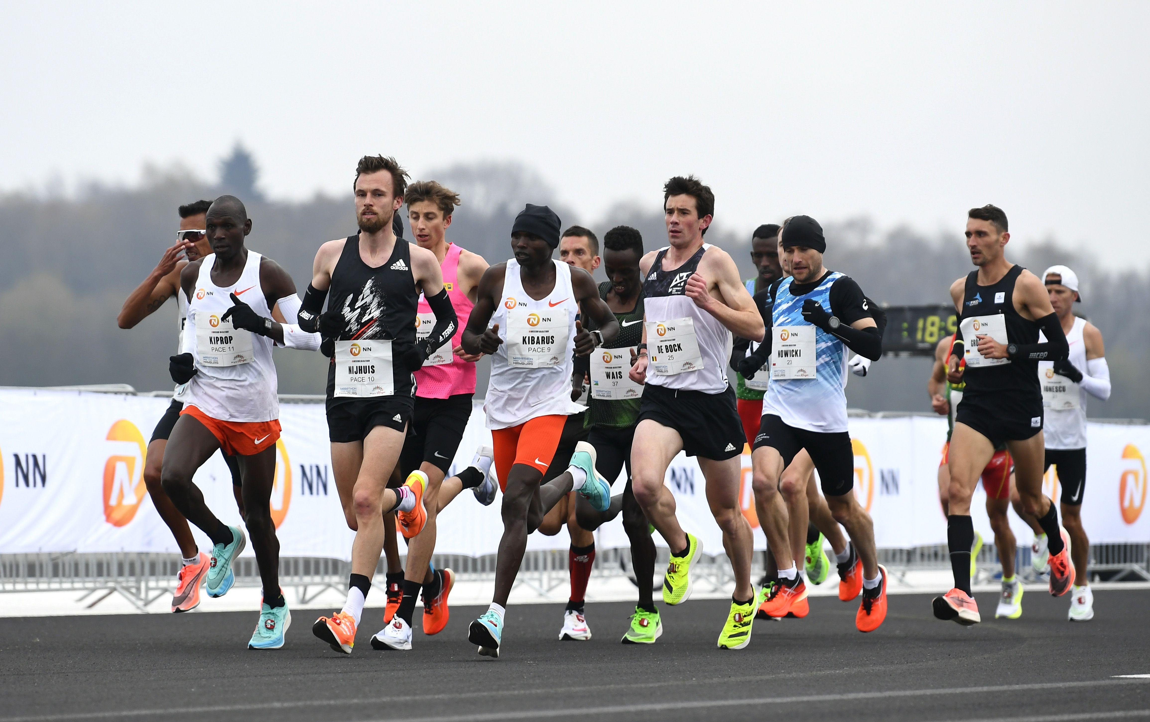 Para correr un 21K se necesitan haber corrido varias carreras de 10 kilómetros completas (Reuters)