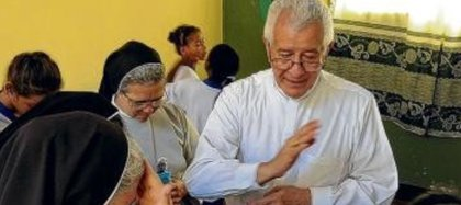 Monseñor Héctor Epalza fue un crítico por el abandono histórico que sufre Buenaventura (Valle del Cauca). Foto: Colprensa