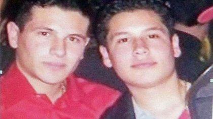 Los hermanos Iván y Jesús Alfredo Guzmán también estuvieron presentes durante la tortura (Foto: archivo)