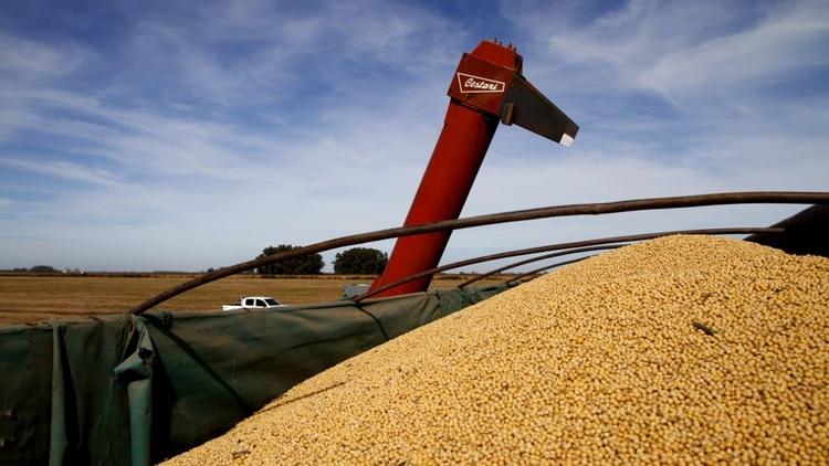 El aceite de soja tendrá arancel cero a la entra de en vigor del convenio