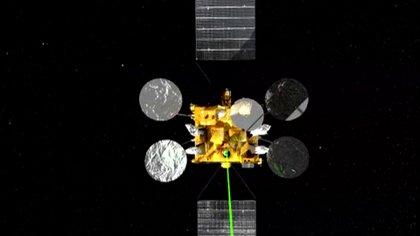Un satélite chino de alto rendimiento. Las investigaciones en la Antártida ayudaría a mejor los sistemas de navegación satelital del país