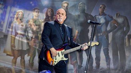 Mandatory Credit: Photo by Michal Augustini/Shutterstock (10319561o)Billy JoelBilly Joel in concert, Wembley Stadium, London, UK - 22 Jun 2019