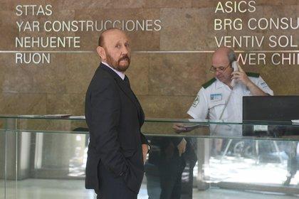 El gobernador de Formosa Gildo Insfrán (Foto: Maximiliano Luna)
