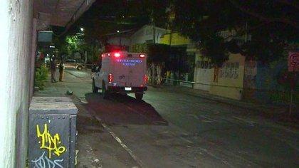 Cinco personas fueron asesinadas al interior de un negocio de zapatos (Foto: Vía Informativo Ágora)
